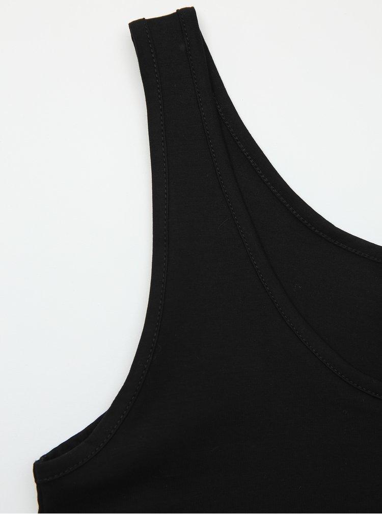 Černé dámské basic tílko ZOOT Baseline Jodie