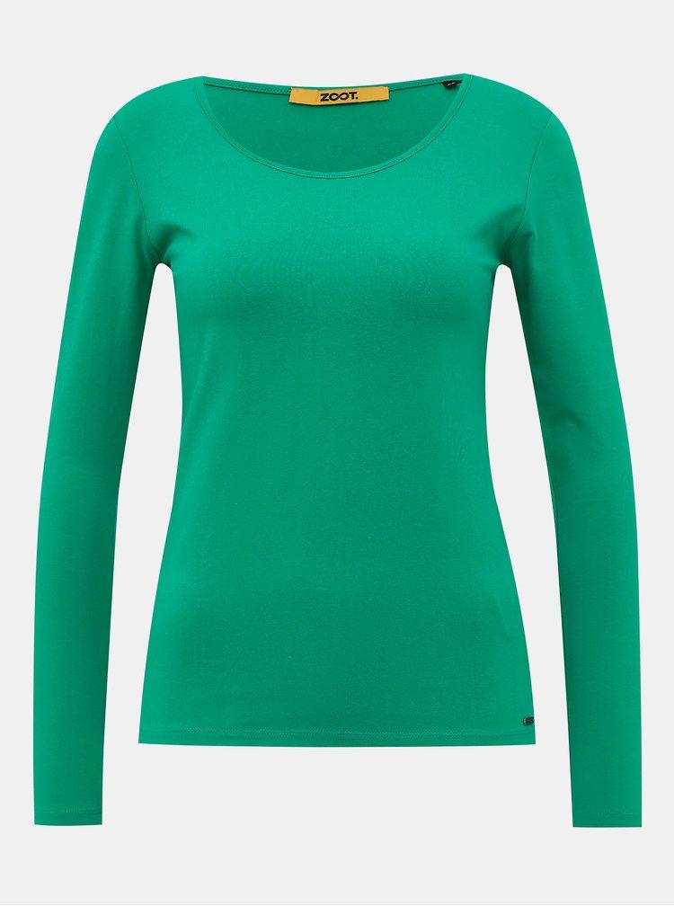 Topuri si tricouri pentru femei ZOOT Baseline - verde
