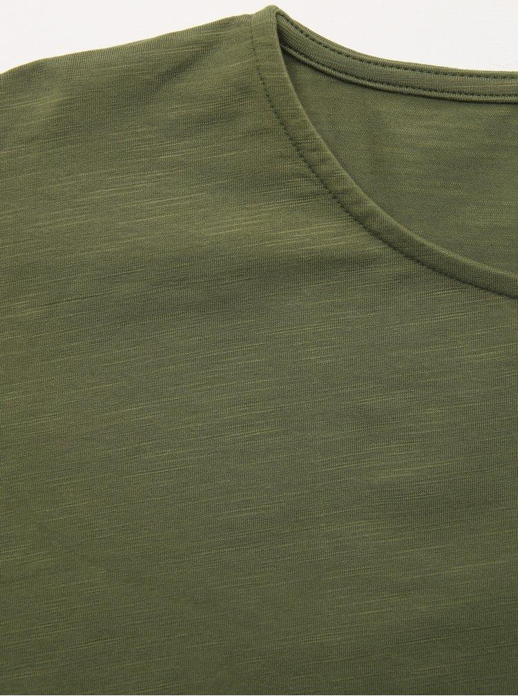 Tricouri basic pentru femei ZOOT Baseline - verde
