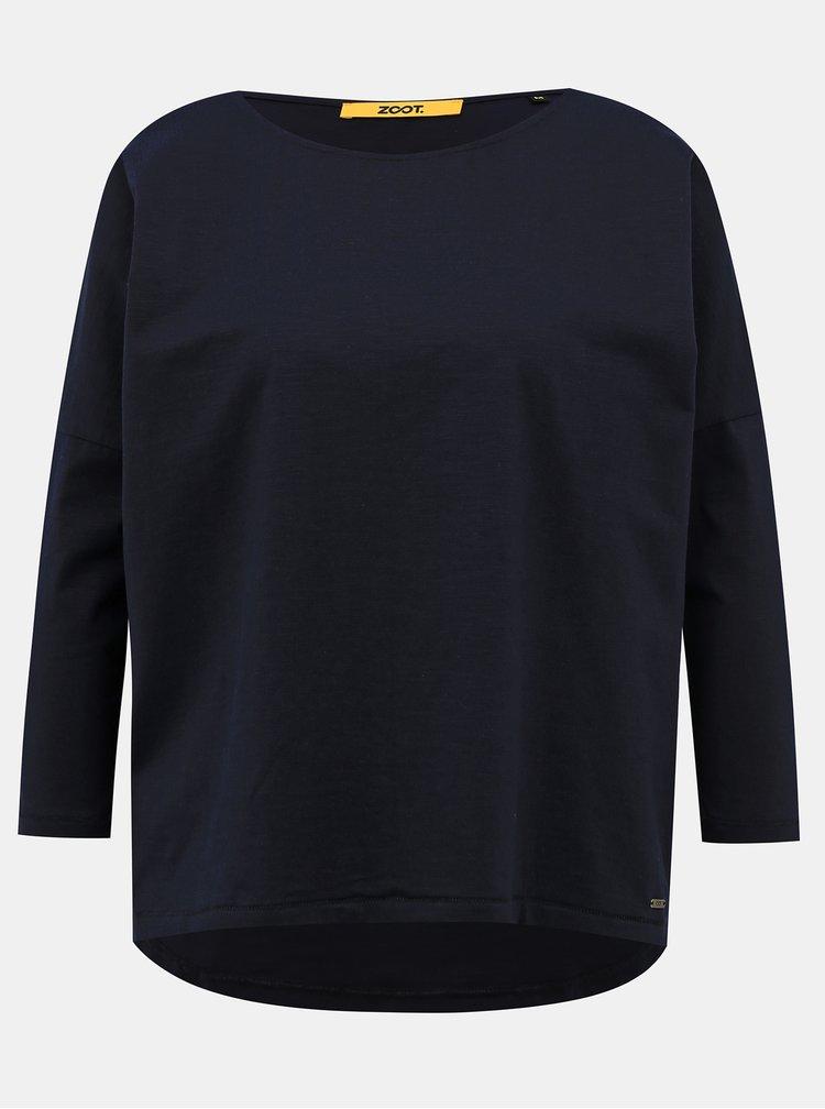 Tmavě modré dámské basic tričko ZOOT Baseline Rosie
