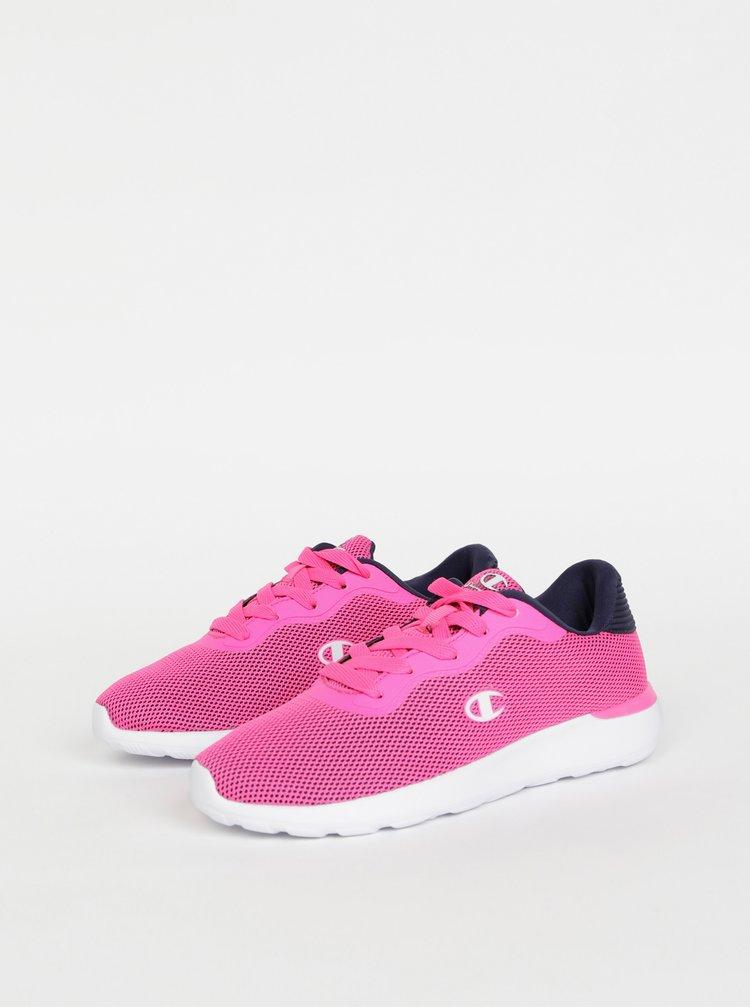 Růžové dámské tenisky Champion Mond