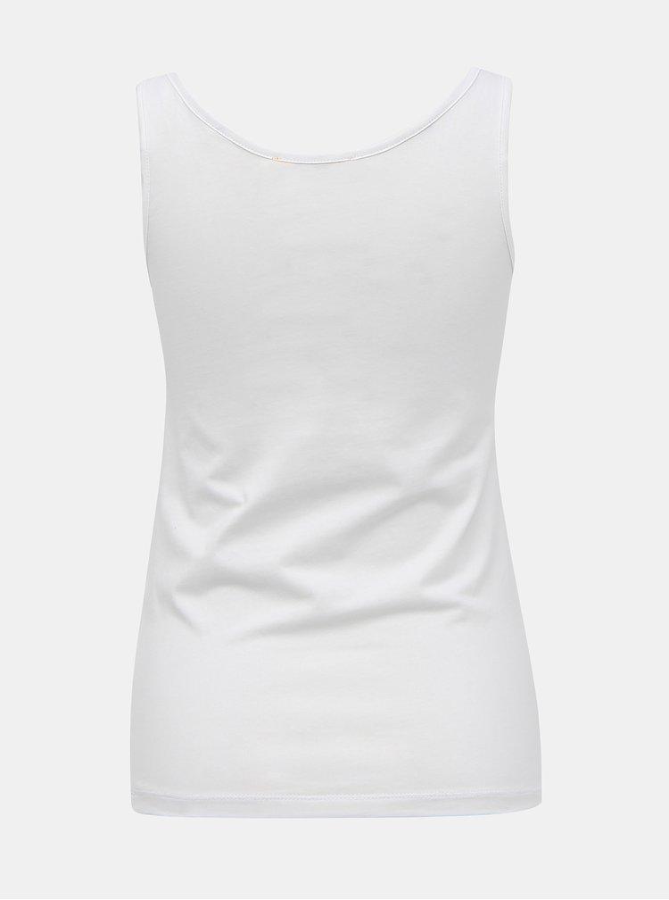 Tricouri basic pentru femei ZOOT Baseline - alb