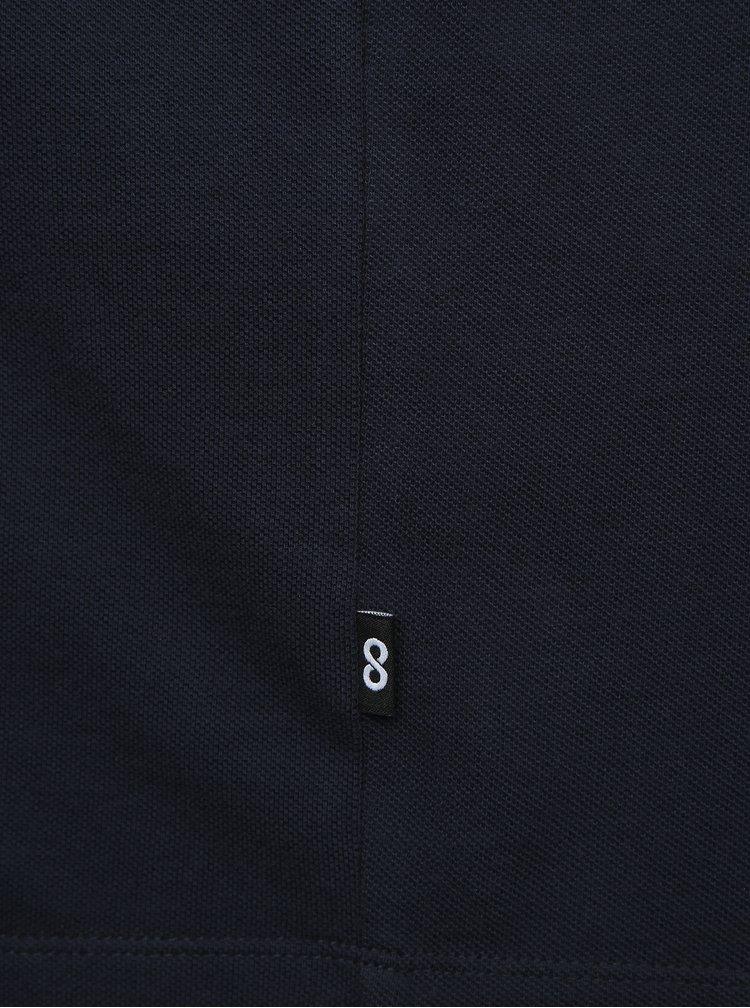 Tricouri basic pentru barbati ZOOT - albastru inchis