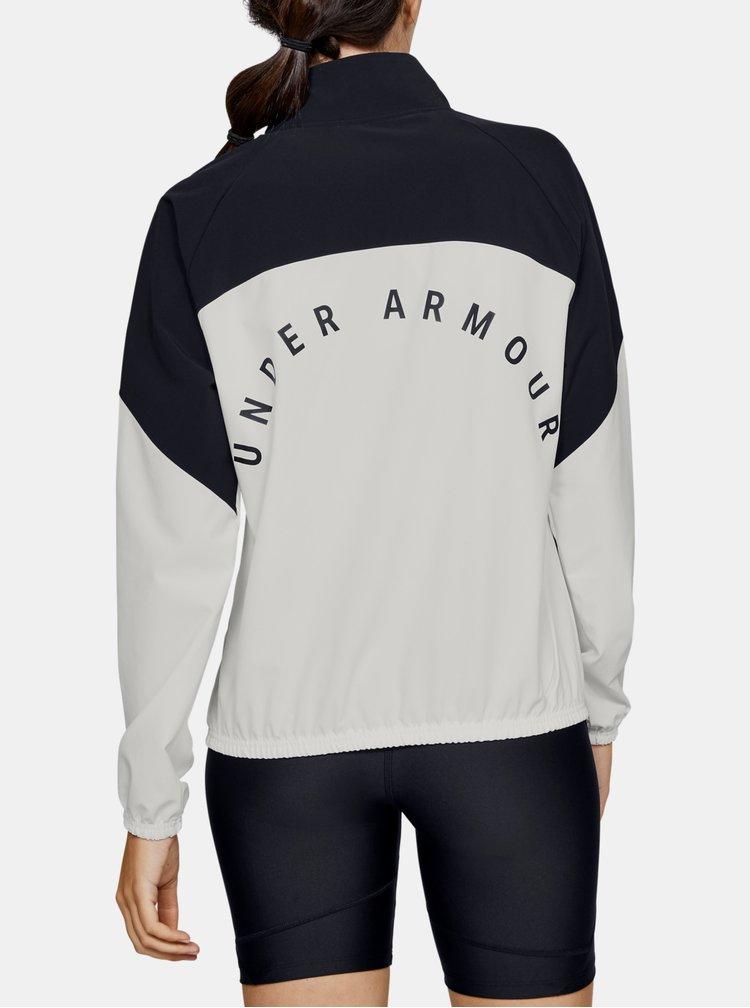 Bílý dámský anorak Under Armour