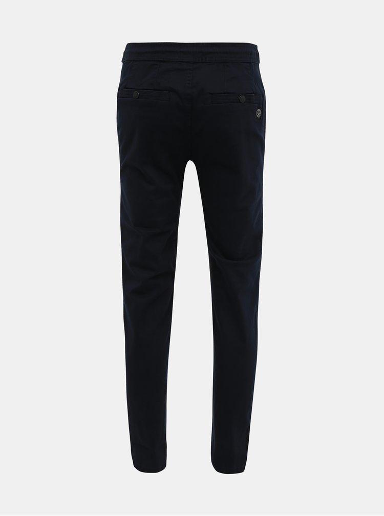 Tmavě modré kalhoty Shine Original
