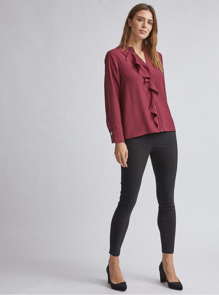 Černé skinny kalhoty Dorothy Perkins