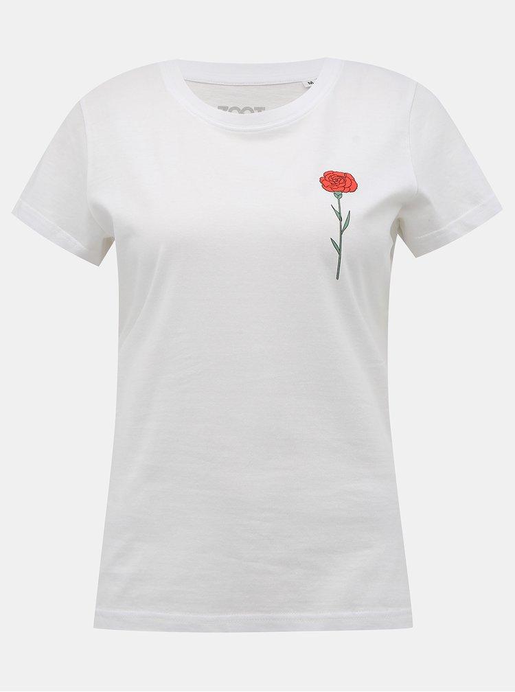Tricouri pentru femei ZOOT Original - alb
