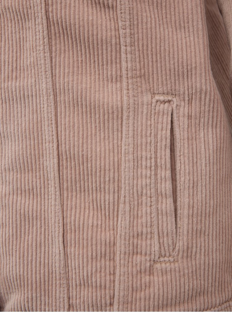 Jachete subtire pentru femei Noisy May - roz
