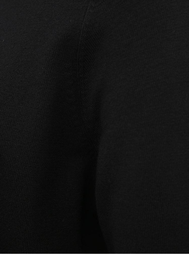 Čierny krátky kardigan VERO MODA