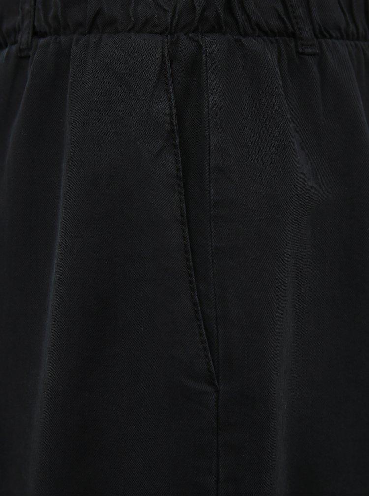 Pantaloni scurti  pentru femei Noisy May - negru