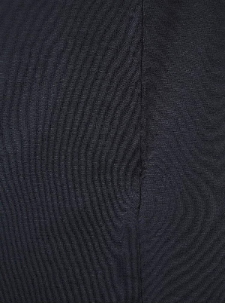 Tmavě modré basic tričko AWARE by VERO MODA Ava