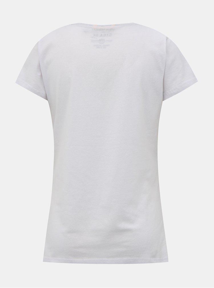 Bílé dámské tričko killtec Japara