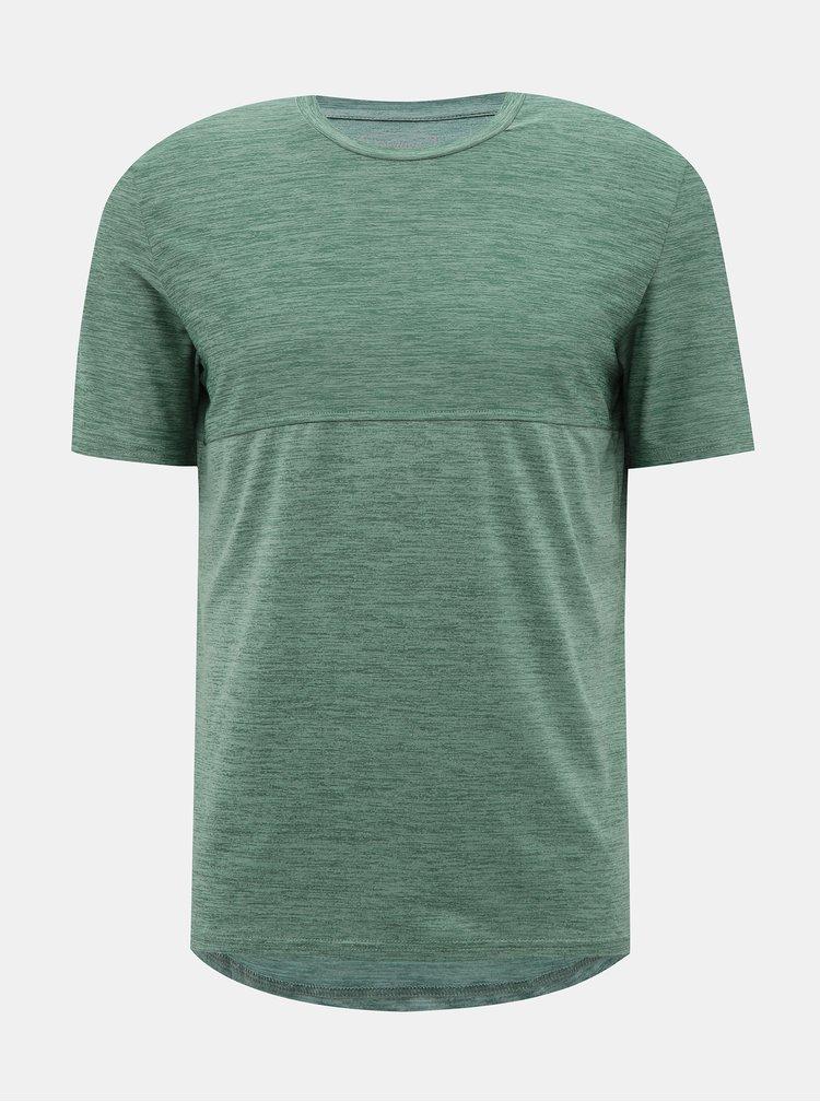 Modré pánské žíhané tričko killtec Alfred