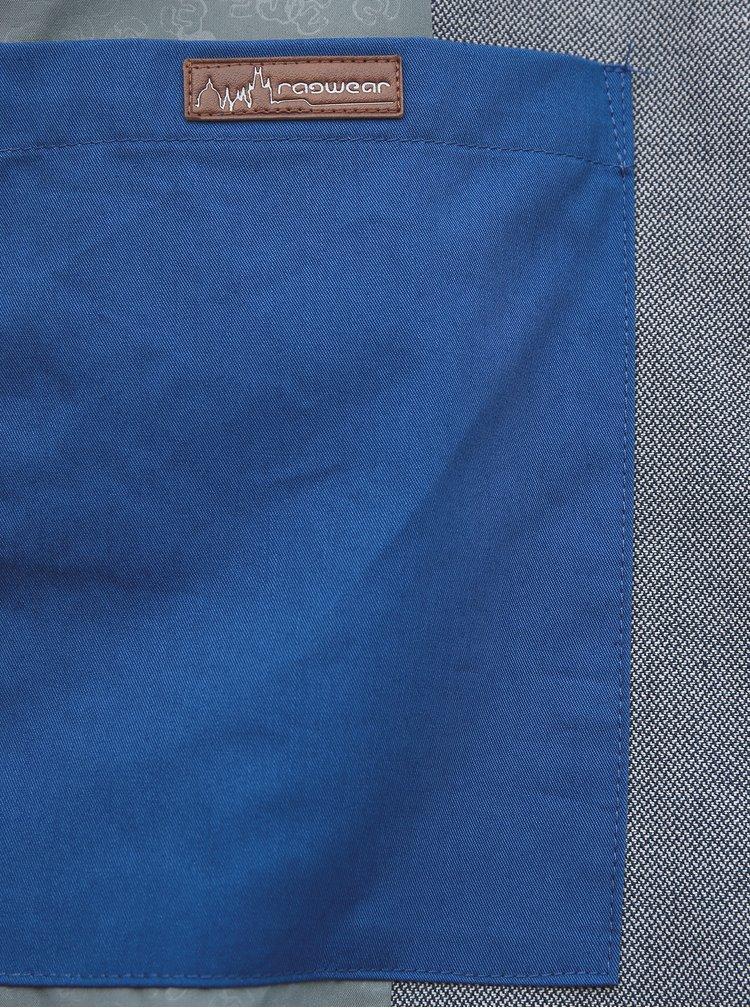 Tmavě modrá pánská funkční bunda Ragwear Percy