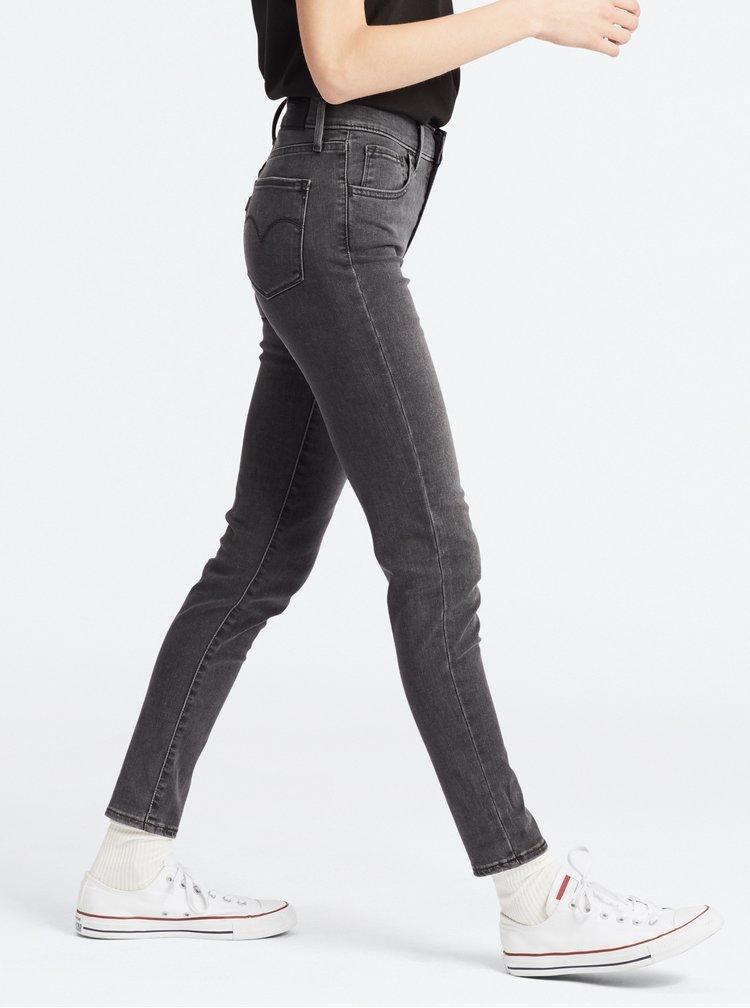 Šedé dámské skinny fit džíny Levi's® 720