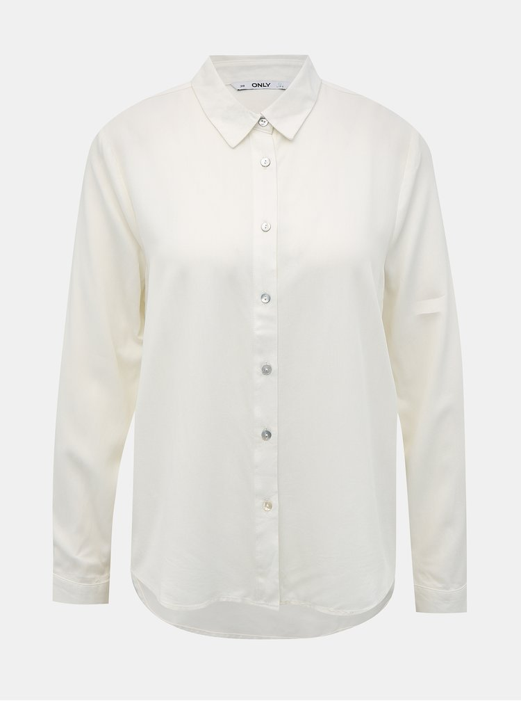 Bílá košile ONLY Alma