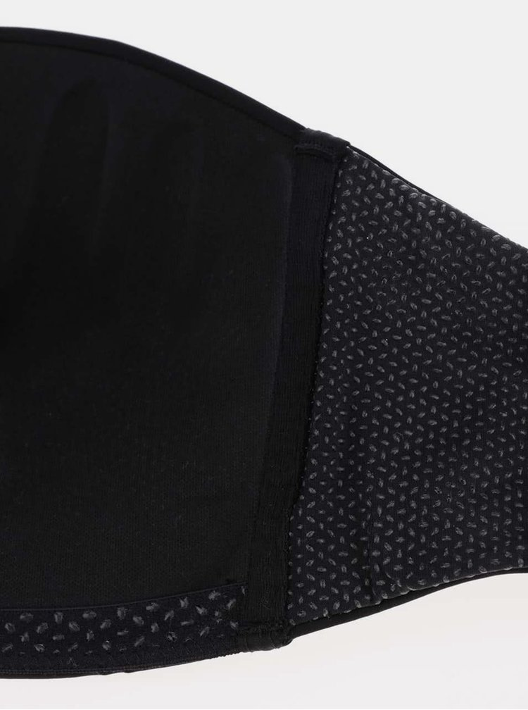 Sutien push-up negru fara bretele -  Wonderbra