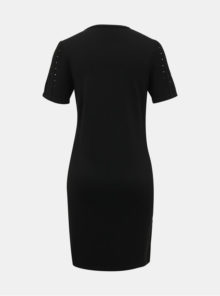 Černé šaty ONLY Nelia