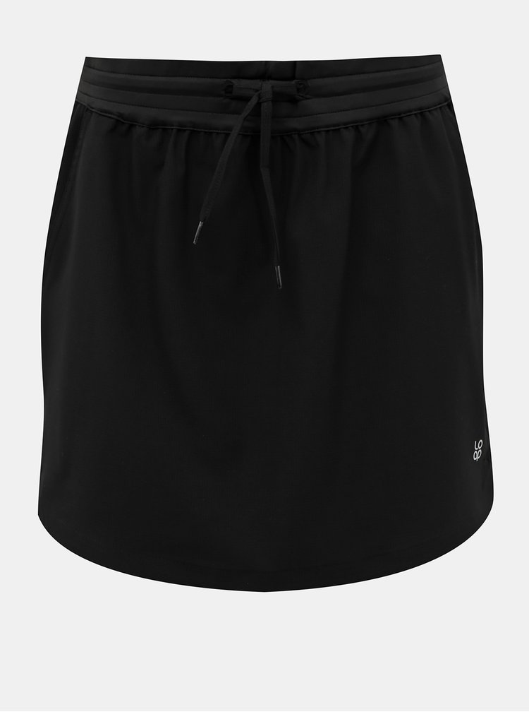 Černá dámská funkční sukně LOAP Unke