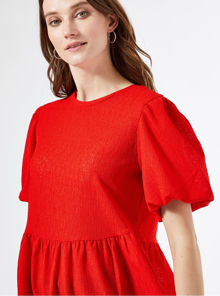 Červená halenka Dorothy Perkins