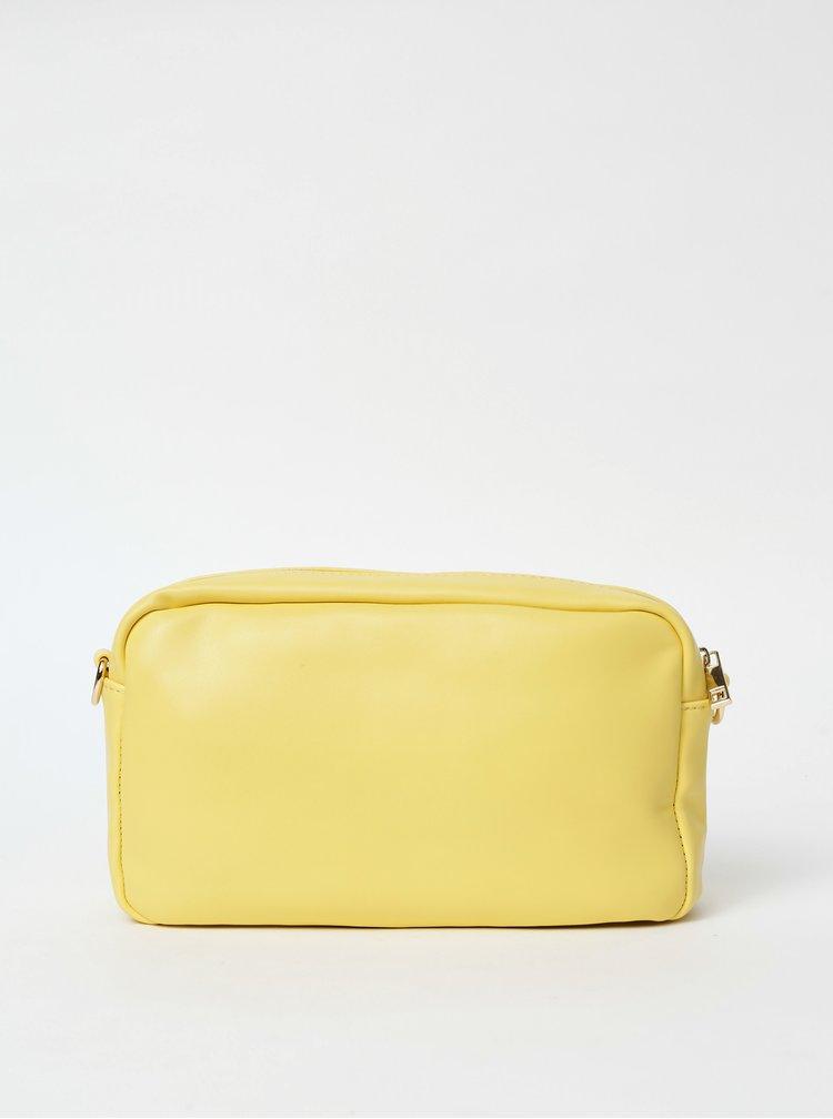Žlutá crossbody kabelka Haily´s Mady