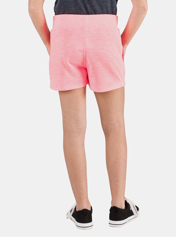 Neonově růžové holčičí kraťasy SAM 73