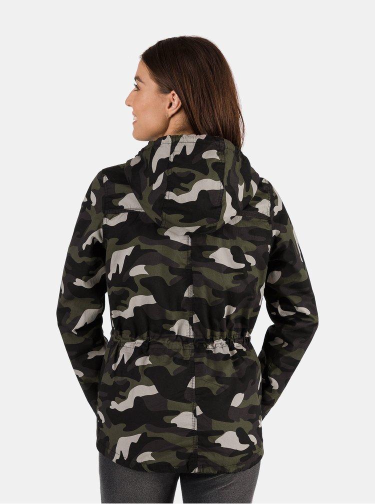 Jachete si tricouri pentru femei SAM 73 - verde inchis