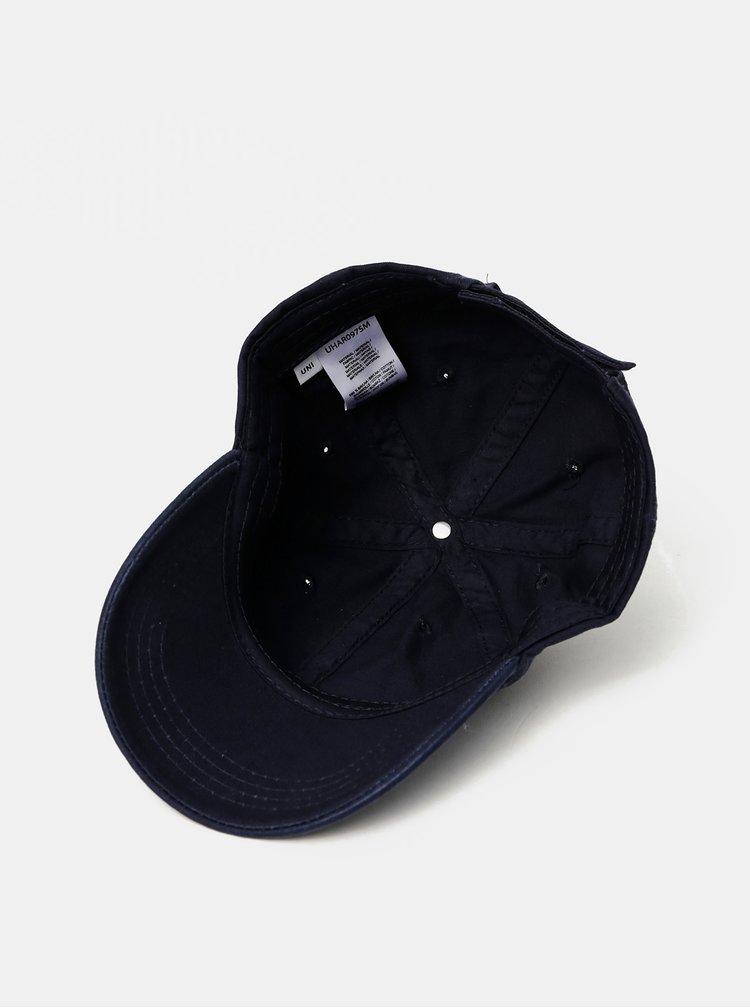 Tmavě modrá kšiltovka SAM 73