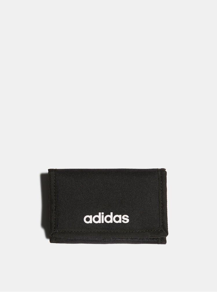 Čierna peňaženka adidas CORE