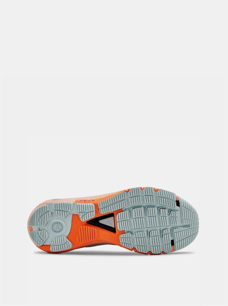 Oranžové dámské tenisky Machina Under Armour
