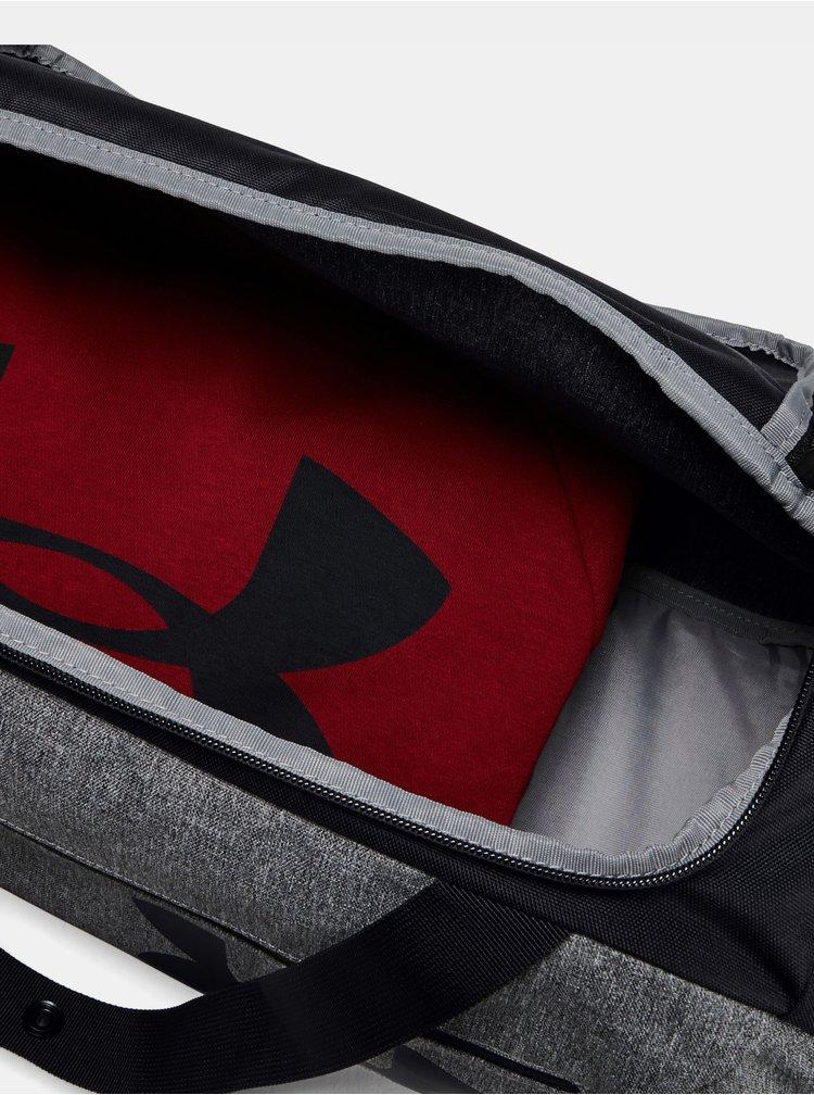 Šedá sportovní taška Roland 21 l Under Armour
