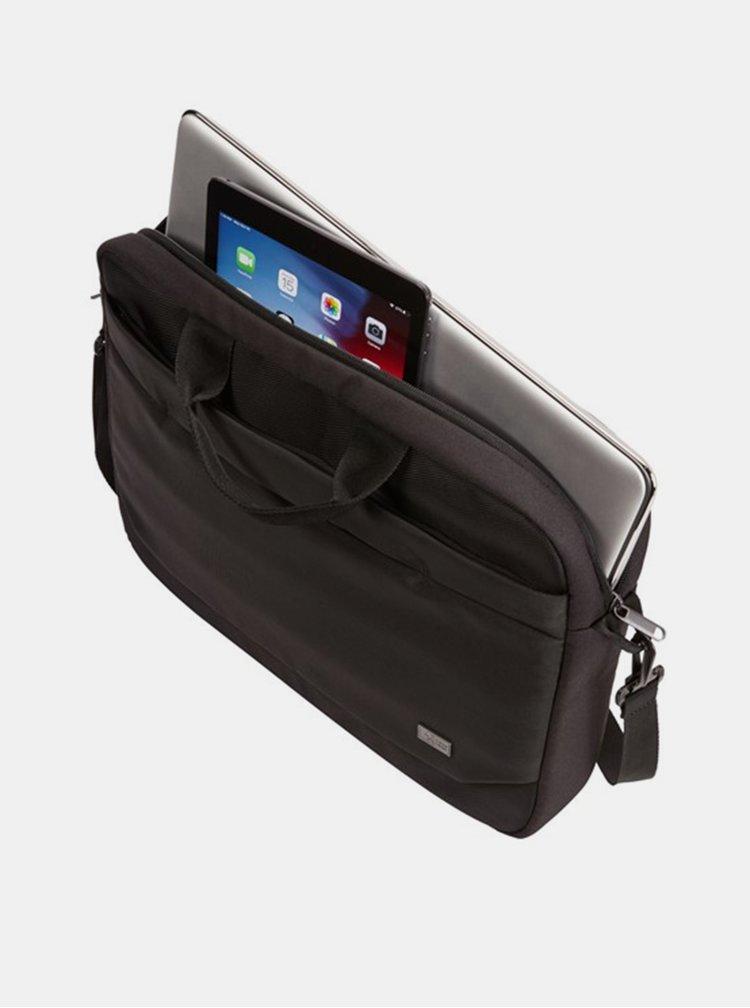 Černá taška na notebook Case Logic Advantage