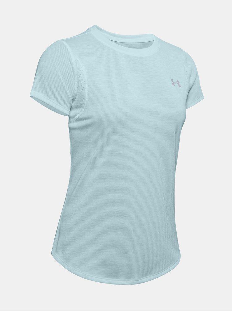 Modré dámské tričko Streaker Under Armour