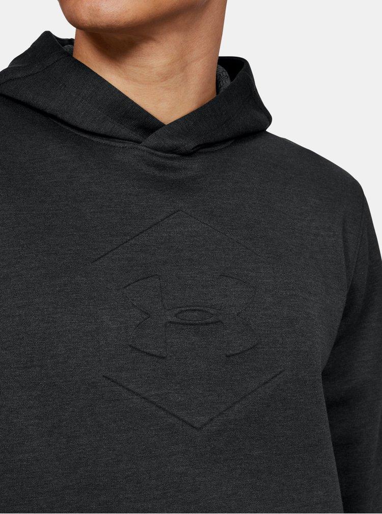 Černá pánská mikina Athlete Recovery Fleece Under Armour