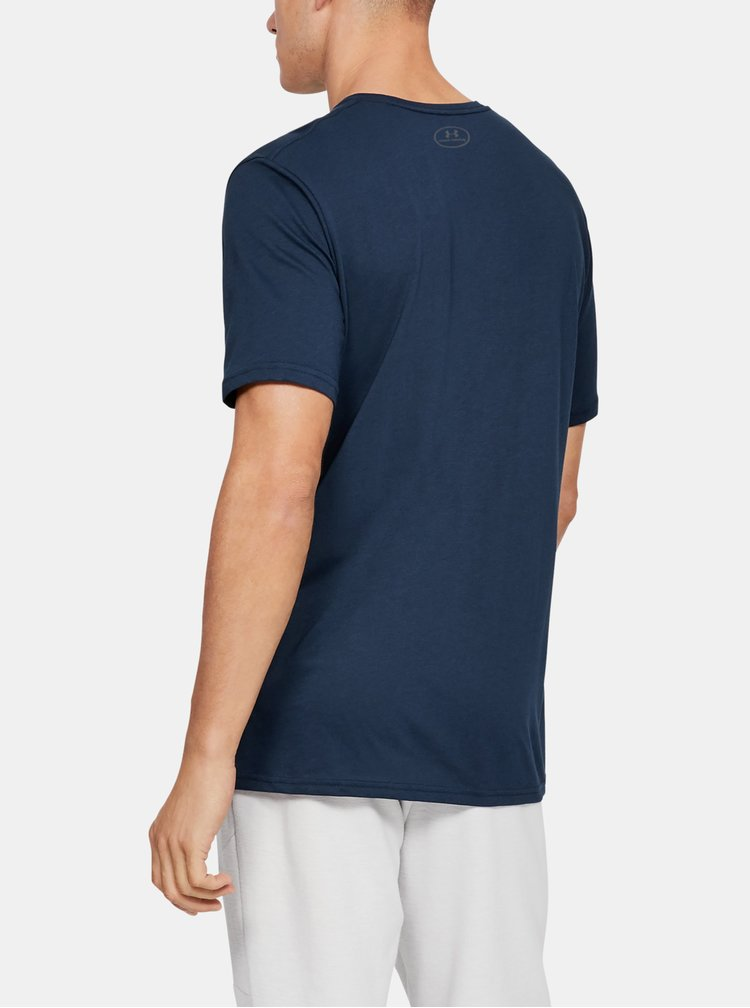Modré pánské tričko Sportstyle Under Armour