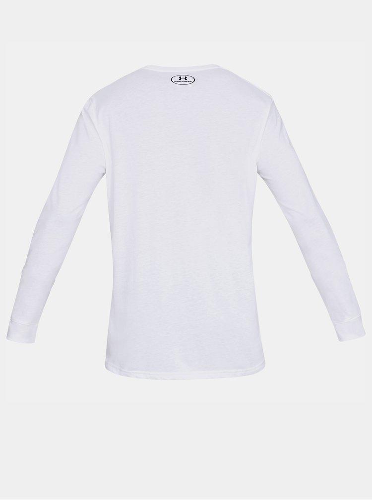 Bílé pánské tričko Sportstyle Under Armour