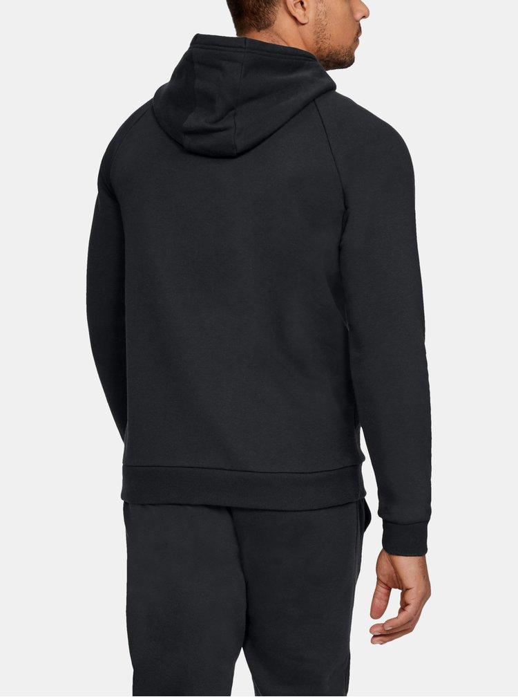 Černá pánská mikina Rival Fleece Under Armour