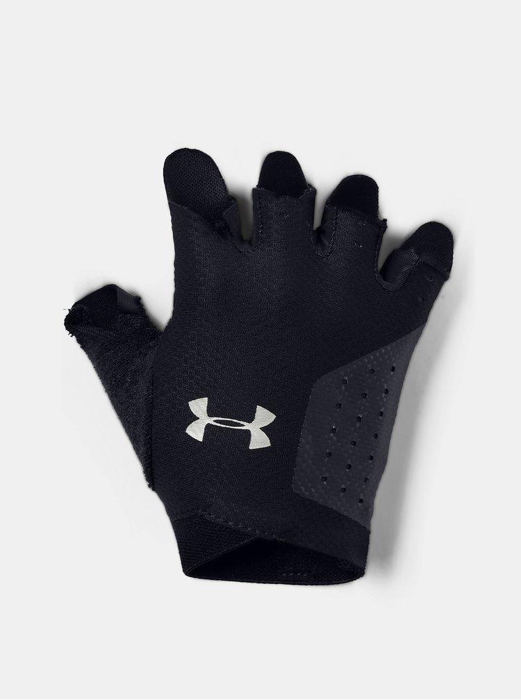 Černé dámské tréninkové rukavice Under Armour