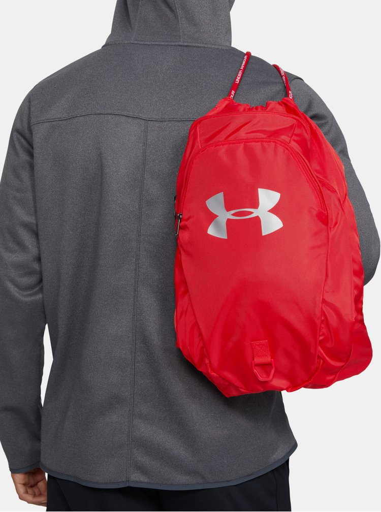 Červený vak 25 l Under Armour