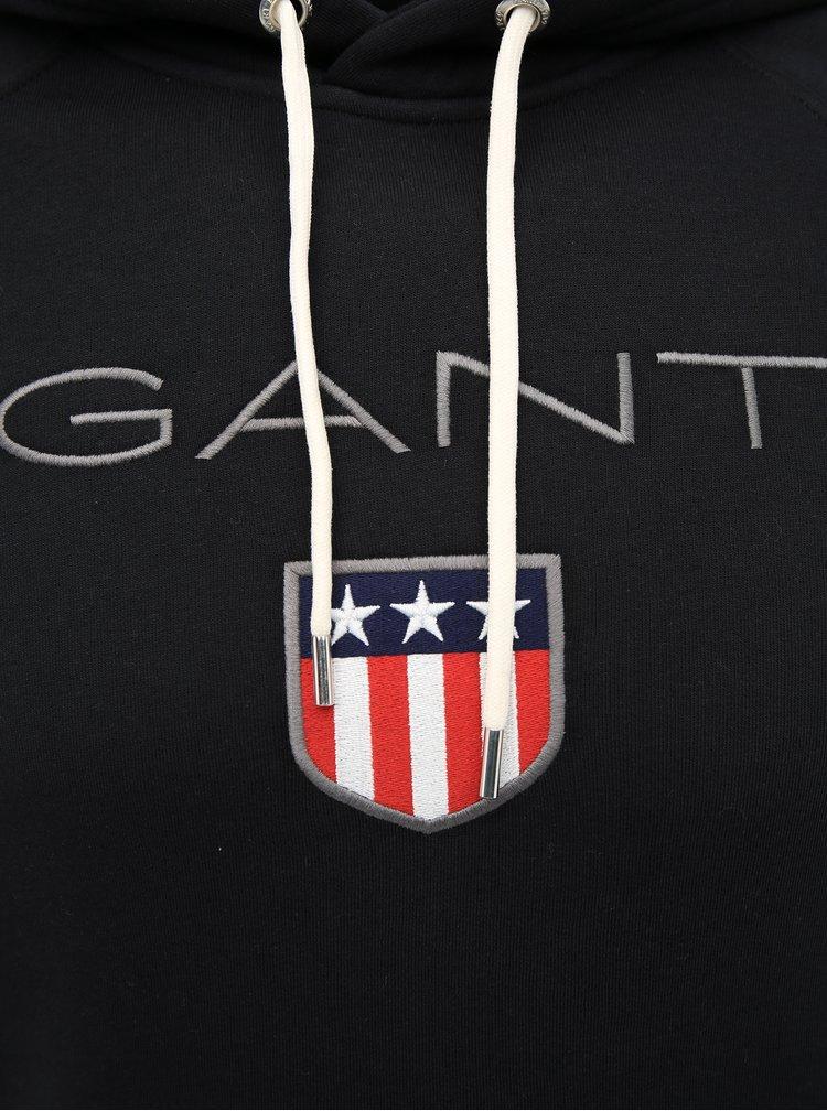 Černá pánská mikina GANT