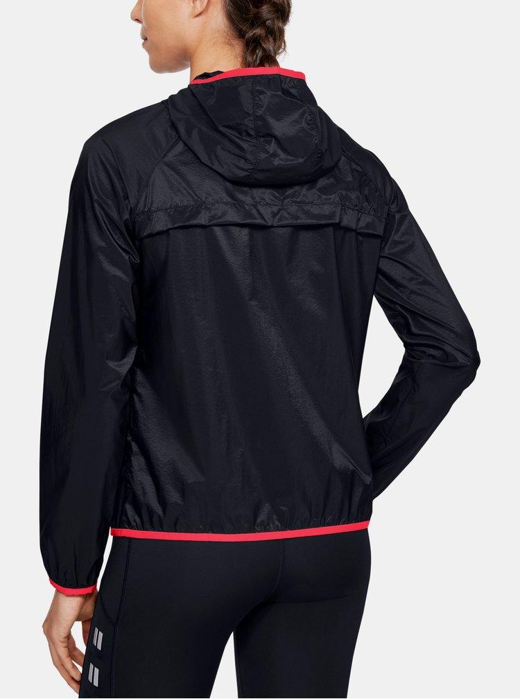 Černá dámská bunda Storm Under Armour
