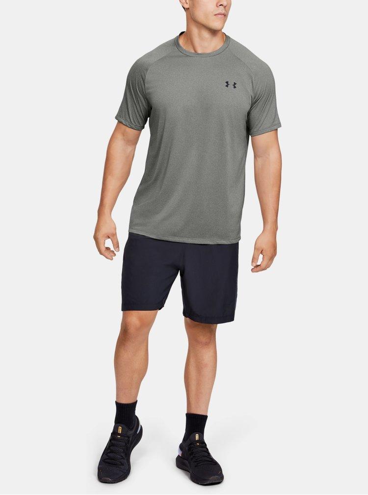 Zelené pánské tričko Tech Under Armour