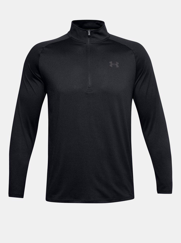 Černé pánské tričko Tech Under Armour