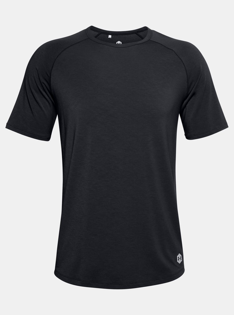 Černé pánské pyžamové tričko Recovery Under Armour