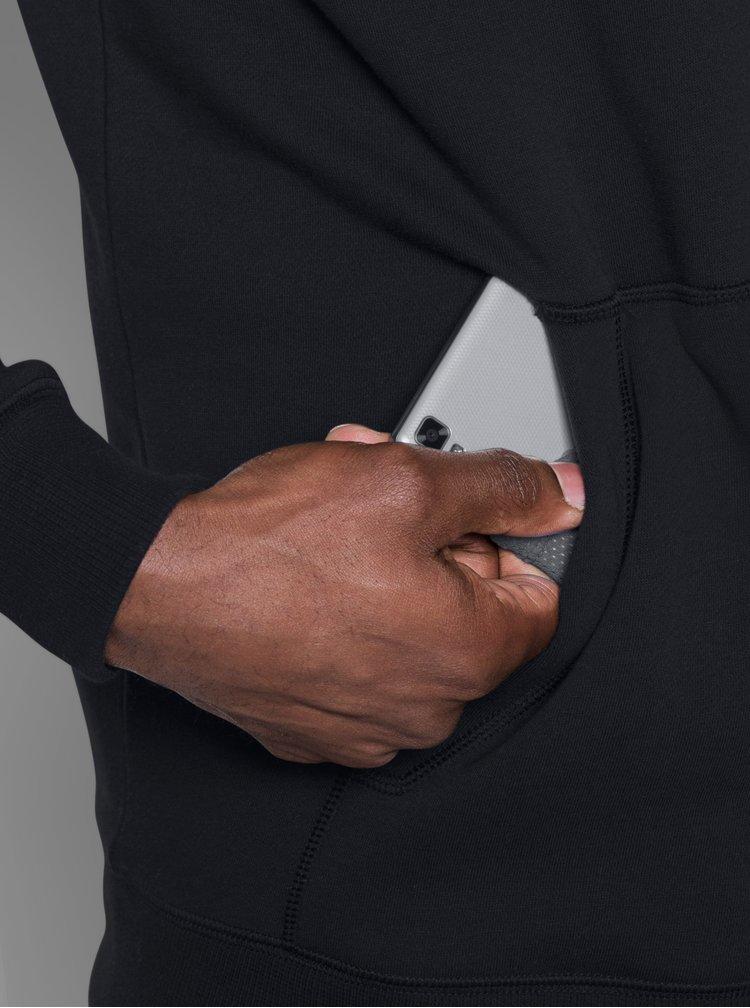 Černá pánská mikina Rival Under Armour