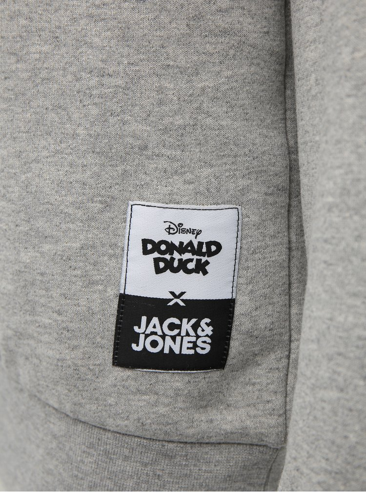 Pulovere fara gluga pentru barbati Jack & Jones - gri