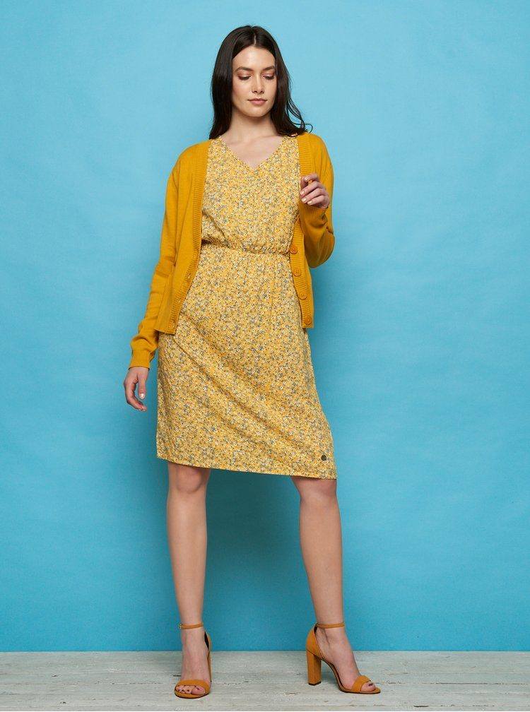 Cardigane pentru femei Tranquillo - galben