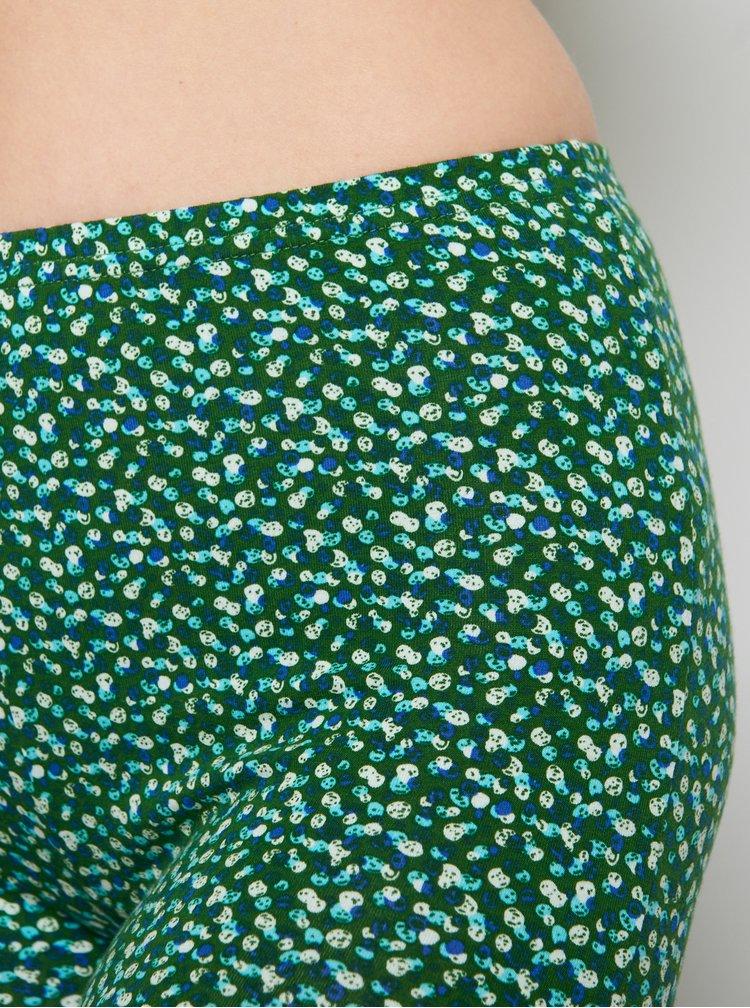 Colanti pentru femei Tranquillo - verde