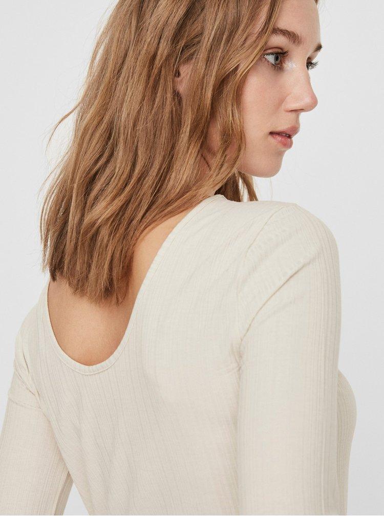Bluze pentru femei AWARE by VERO MODA - crem
