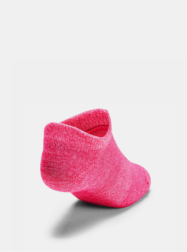 Růžové dámské ponožky Essential Under Armour
